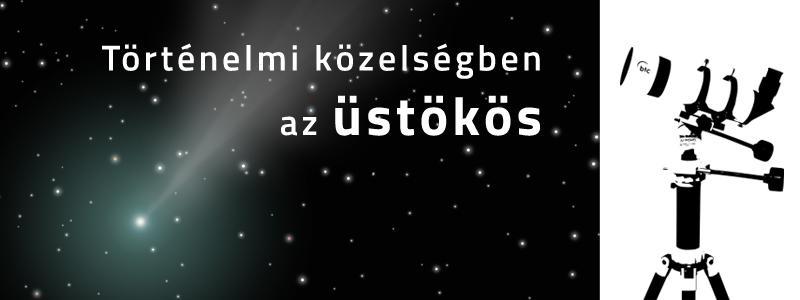 Történelmi földközelben a Wirtanen üstökös