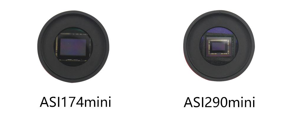 ZWO ASI174 mini autoguider