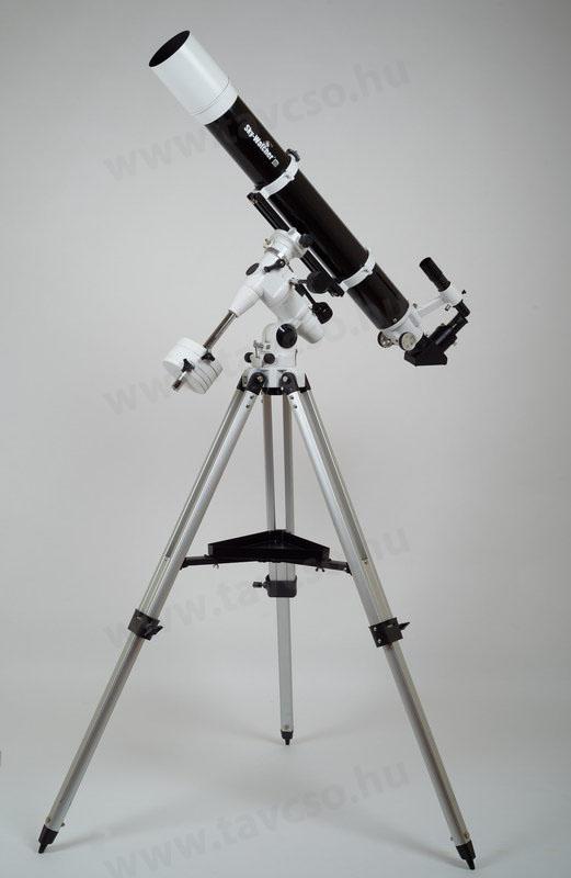 d035c198d6ee 102/1000 deLux SkyWatcher refraktor EQ3 mechanikán, 2