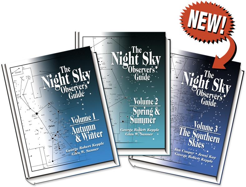 NIGHT SKY OBSERVER GUIDE EBOOK DOWNLOAD