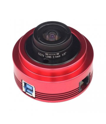 ASI120MC USB 3.0 color planetary and autoguider Camera