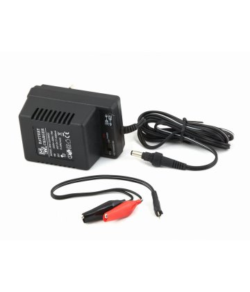 Battery charger 800mAh, 2V/6V/12V