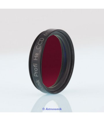 Astronomik H-alpha (6nm) CCD filter (31.7mm)