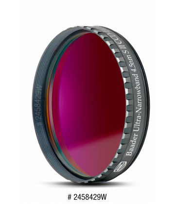 Baader Ultra-Narrowband 4,5nm SII CCD-Filter 2""
