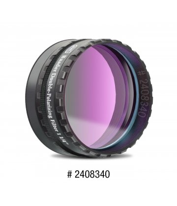 Baader double polarising filter 1.25""