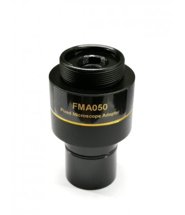 0.5x microscope adaptor (C-Mount to 23.2mm) for MicroQ camera