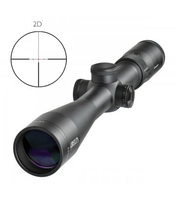 Delta Optical Titanium 1,5-9x45 IR (2D)