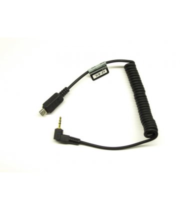 Olympus OP12 cable for Skywatcher mounts with remote controller (RM-UC1 interface)