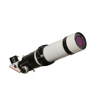 LUNT 60mm H-alpha Telescope with 50mm Double-Stack unit
