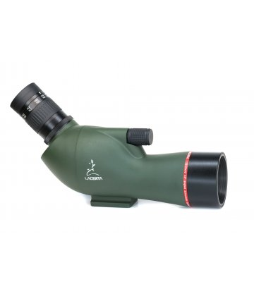 50mm Lacerta 13-40x spotting scope, angled