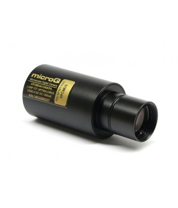 1.3MP MicroQ digital microscope eyepiece, with reduction lens (CMOS, colour)