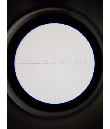 WF 10x microscope eyepiece with micrometer plate (23.2mm)