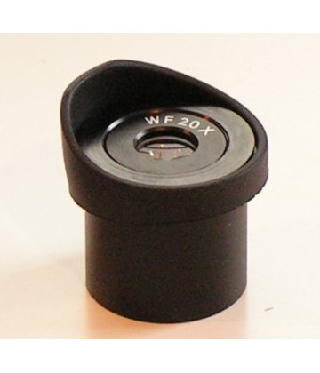 WF 20x eyepiece for stereo microscopes (30.5mm)