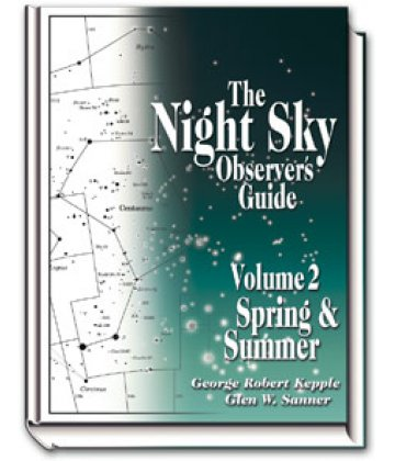 Night Sky Observer Guide Vol. 2.