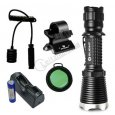 Olight M23 Javelot LED Flashlight hunter set