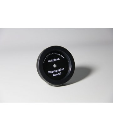 Ronchi eyepiece for photography (10 L/mm)
