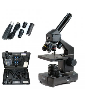 Student-12 microscope set