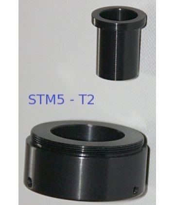 Microscope adaptorset STM5 to T2