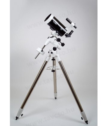 127/1500 (Travel-Max 127) SkyWatcher Maksutov on EQ3 mount with steel tripod