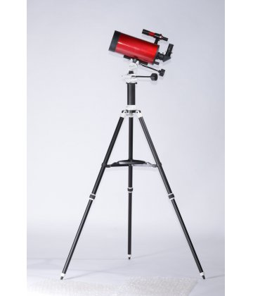127/1500 SkyWatcher TravelMax Maksutov on AZ3-R (Pronto) mount in cherry color