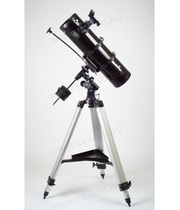 130/650 SkyWatcher Explorer-130P Newton EQ2 mechanikán