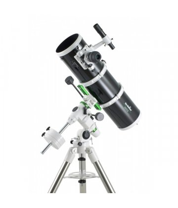SkyWatcher Explorer-150P (150/750) Newtonian reflector on EQ3 mount with steel tripod
