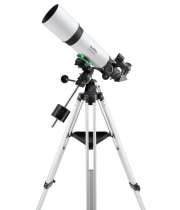 102/500 SkyWatcher Fraunhofer refractor on StarQuest mount