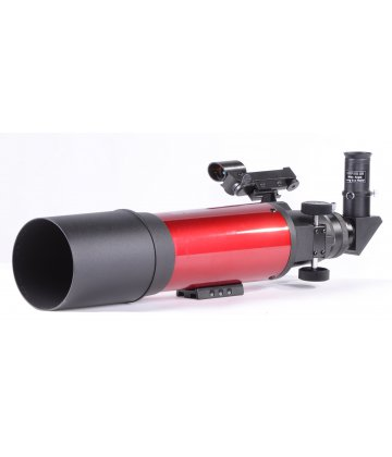 102/500 SkyWatcher Fraunhofer refractor OTA in cherry color