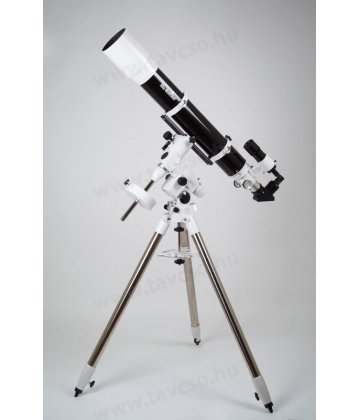 120/1000 deLux SkyWatcher refraktor EQ5 mechanikán