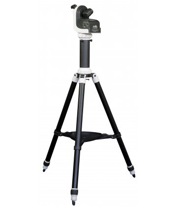SolarQuest Autotrack go-to single arm mount on tripod