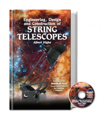 Engineering, Design and Construction of String Telescopes