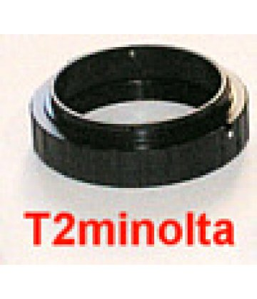 T2 to Minolta A (Maxxum) or Sony A mount adaptor