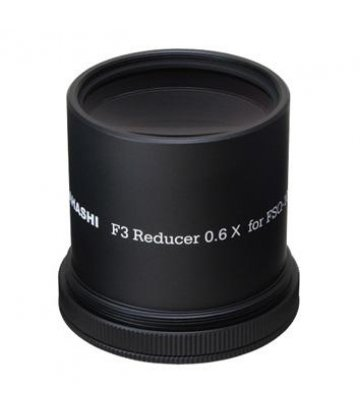 Takahashi focal reducer QE 0.6x for FSQ-106ED, FSQ-106EDX4 and FSQ-130ED