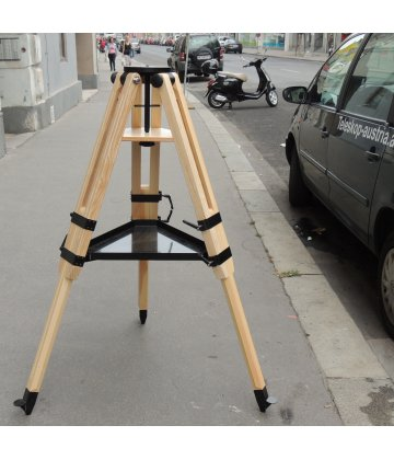 LACERTA-102 wood tripod for EQ8 or Fornax or Gemini Mount