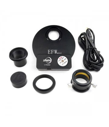 ZWO motorized filterwheel mini 5 positions