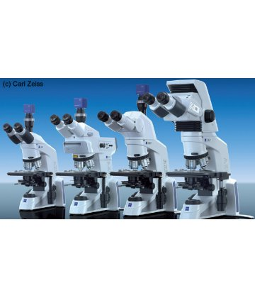 Zeiss Axiolab microscopes