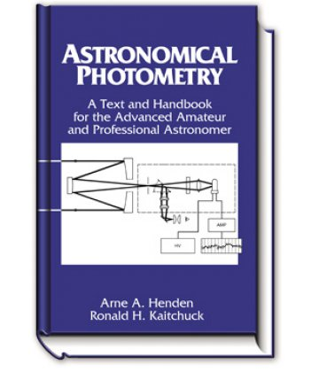 Astronomical Photometry (A. Henden and R. Kaitchuck)