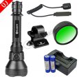 Olight M3XS-UT LED Flashlight hunter set