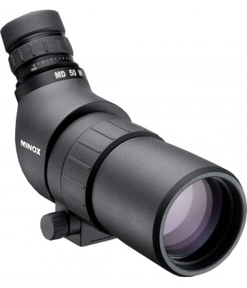 Minox MD 50W spotting scope, 16-30x magnification