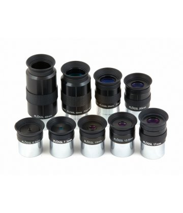 Sky-Watcher Plossl eyepieces (Economy series)