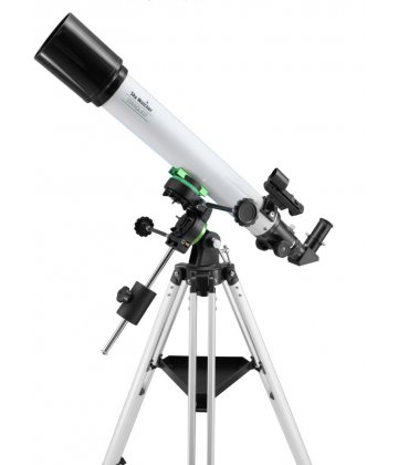 SkyWatcher 70/700 refractor on StarQuest mount